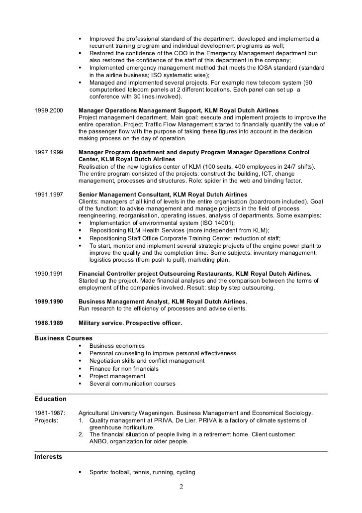 Best Emergency Manager Resume Pictures - Best Resume Examples for ...