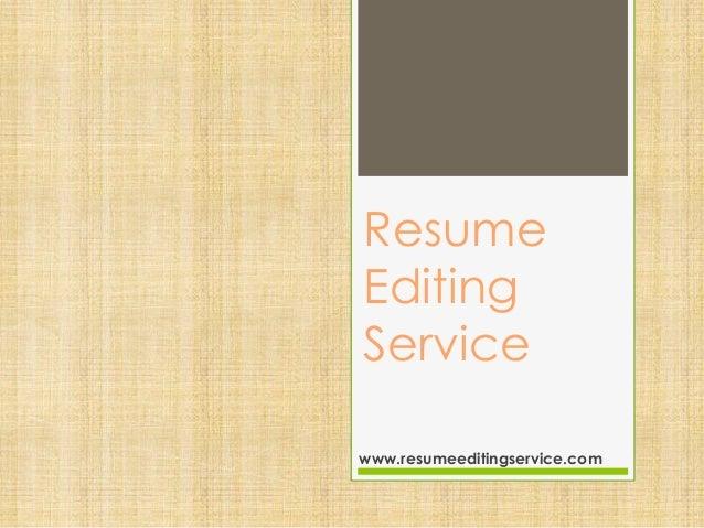 resumeeditingservice com