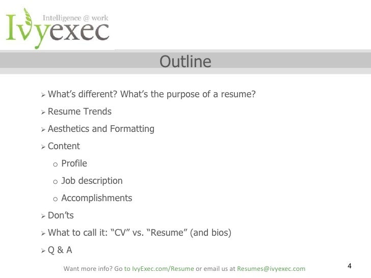 scanable resumes