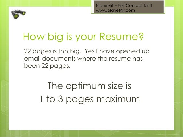 how best to format your resume to catch the hr manager and
