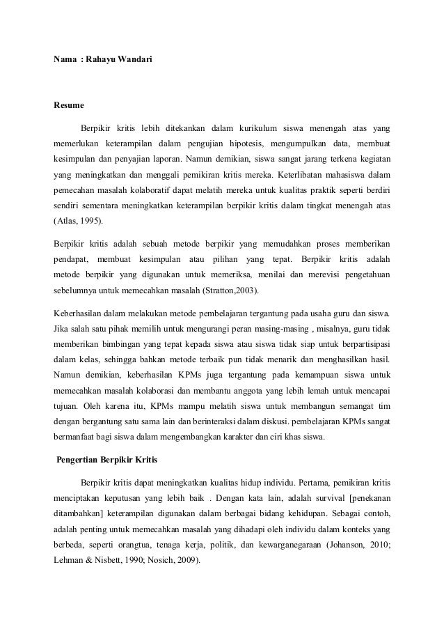 resume jurnal