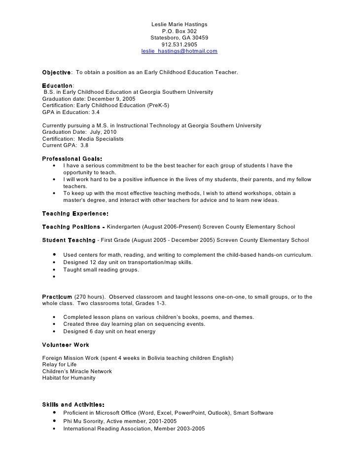 Resume Lesliehastings[2]