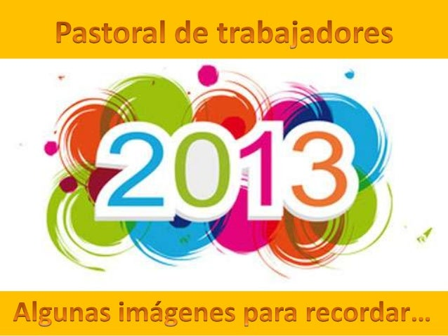 Resumen 2013