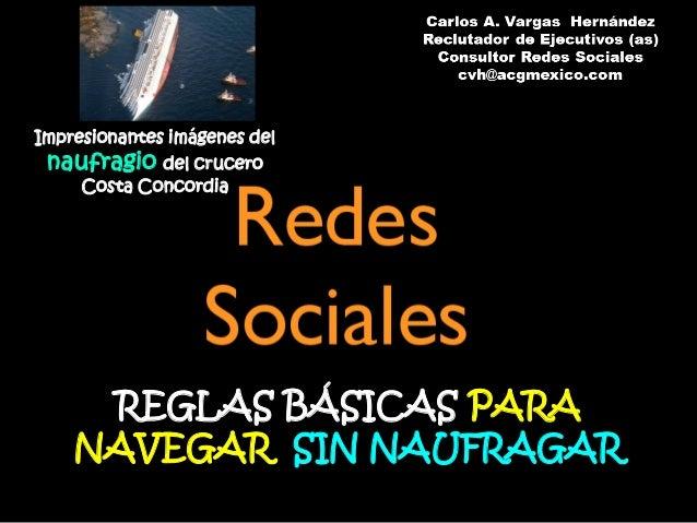 Claves para Navegar Sin Naufragar en las Redes Sociales en 2014