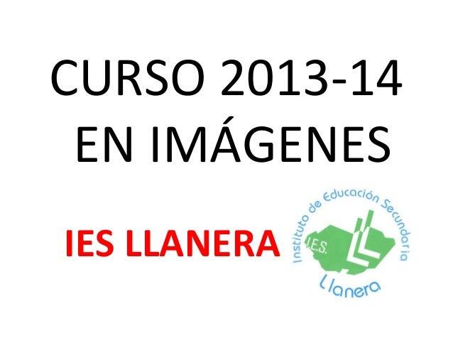Resumen curso 2013 14