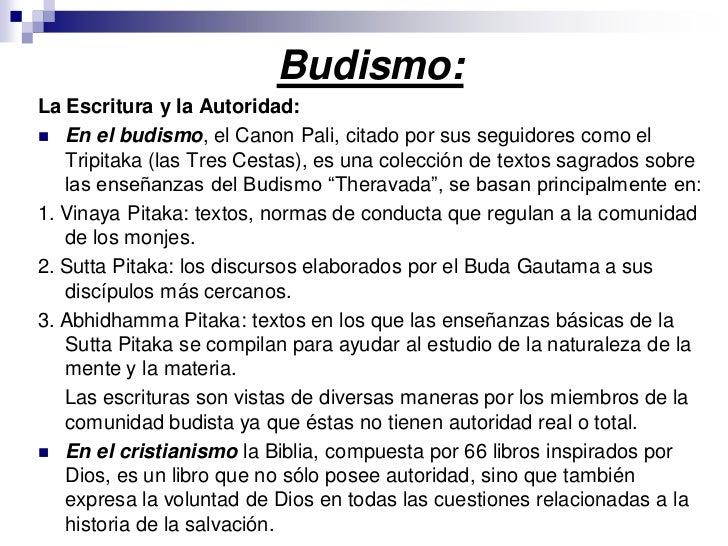 Resumen del curso de religiones mundiales comparadas - Mandamientos del budismo ...