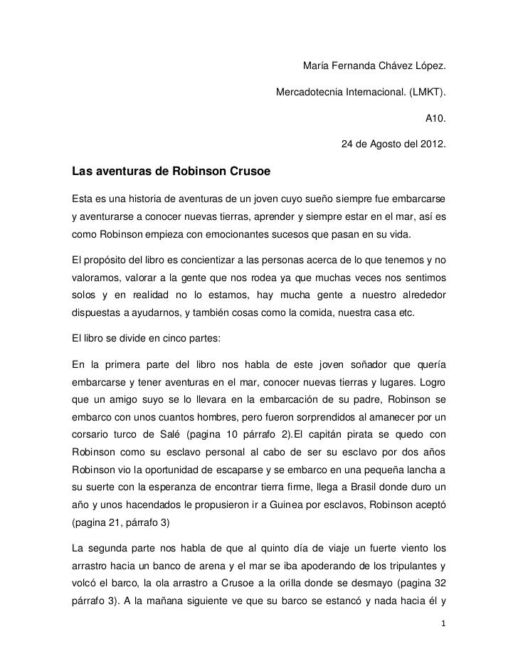 María Fernanda Chávez López.                                             Mercadotecnia Internacional. (LMKT).             ...