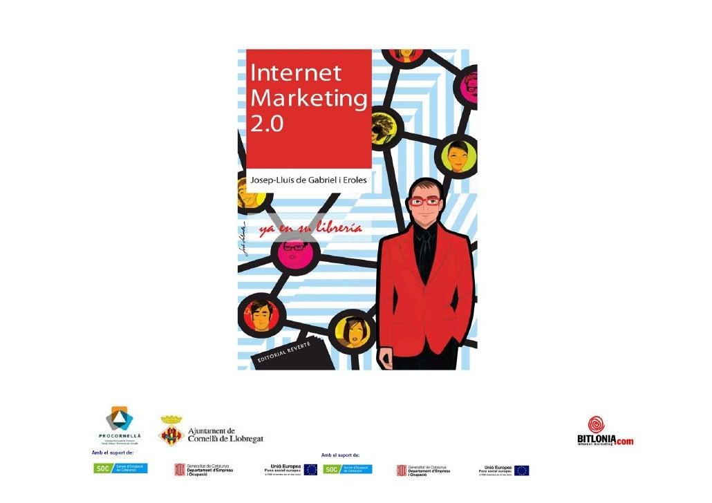 Resumen diapositivas seminario Marketing 2.0 en PROCORNELLA