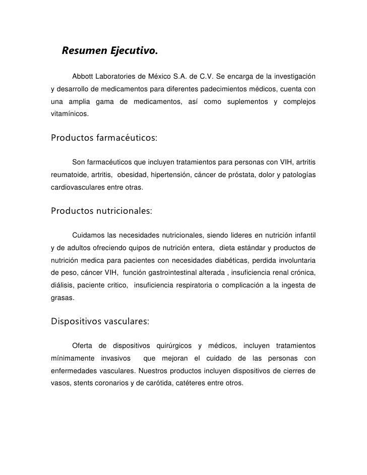 resumen ejecutivo review ebooks
