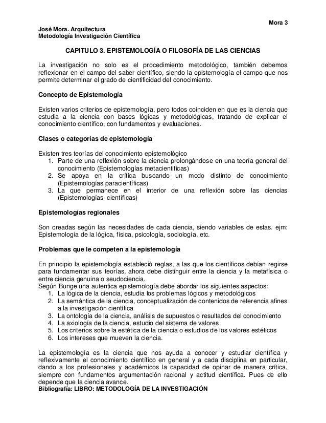 Resumen, metodologia de la investigacion, capitulo 3