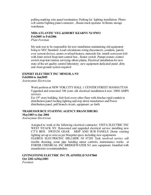 resume nov 2012 updated