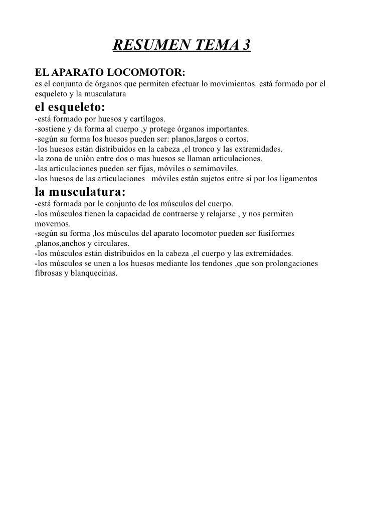 Resumen Tema 3