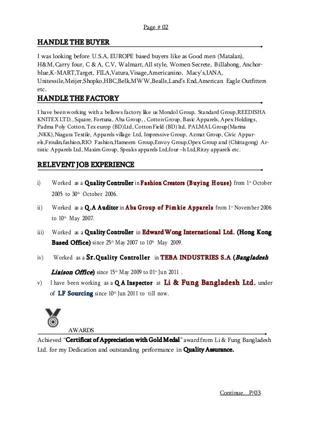 Resume For Macy S Job | eBook Database