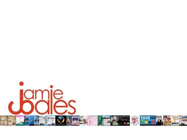 Jamie Bales Graphic Design Portfolio