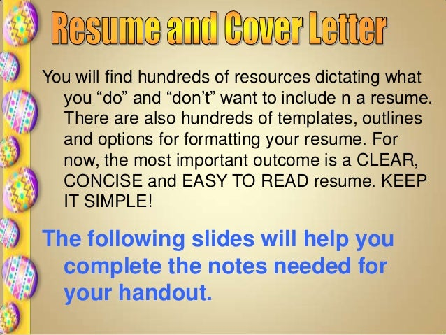 """You will find hundreds of resources dictating what you """"do"""" and """"don't"""" want to include n a resume. There are also hundred..."""