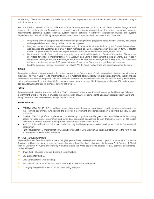 sap srm consultant resume with 28 more ideas
