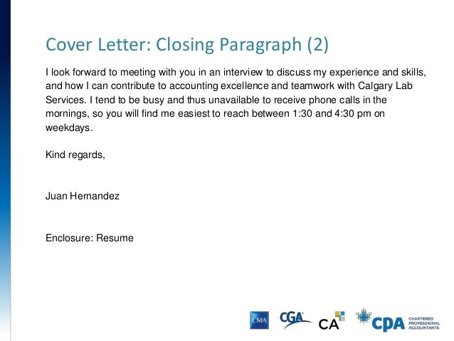 closing lines for cover letters