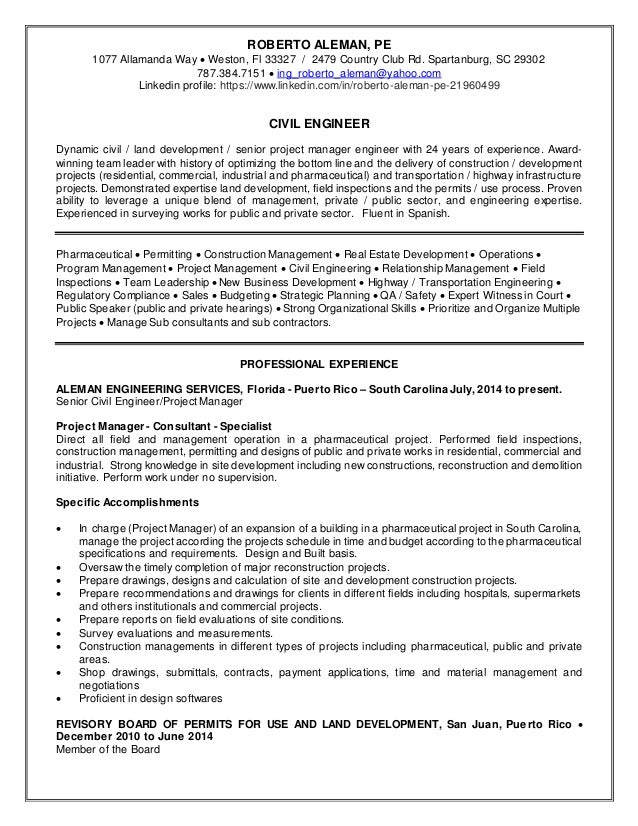 Project civil engineer resume | How to write eassy