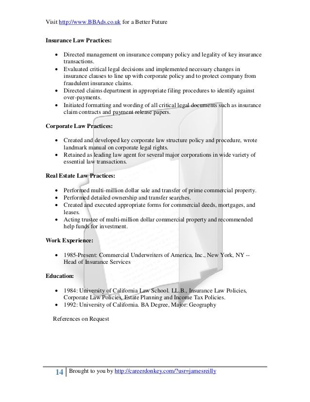 Agent contract clerk cover letter