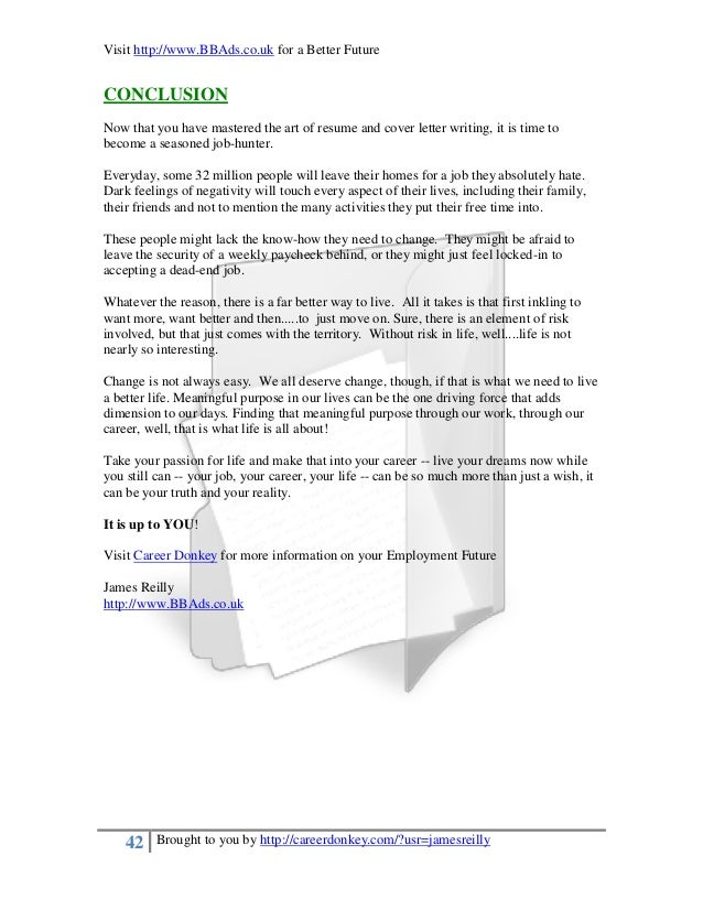 museum cover letter