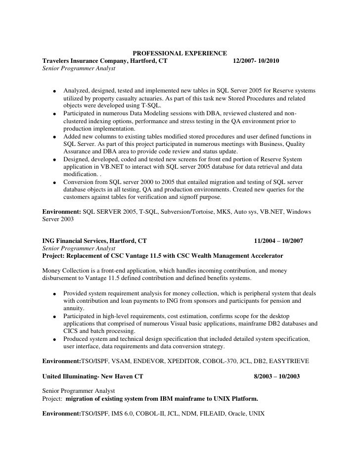 Superb Template   Hillaryrain.co   Best Resumes And Templates For Your ... Regarding Sql Resume