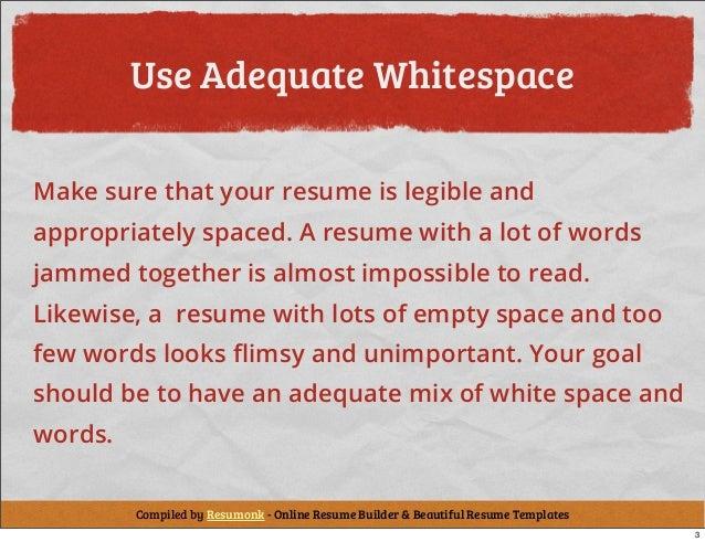 how to write a resume cv resume writing tips