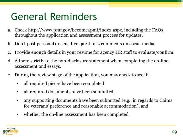 Resume for veterans example