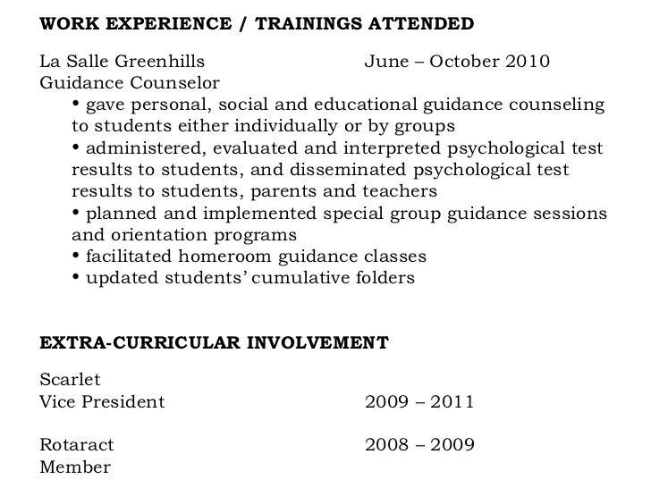 Management Seminars London Seminar Training Attended Resume