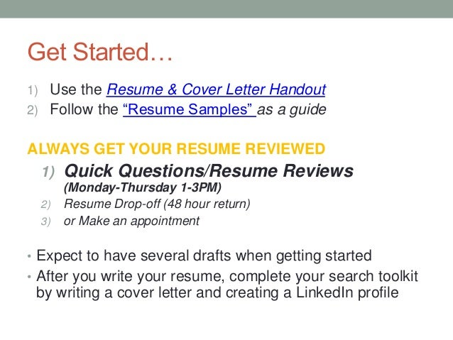 Complete Guide to Writing a Student Resume  Uptowork