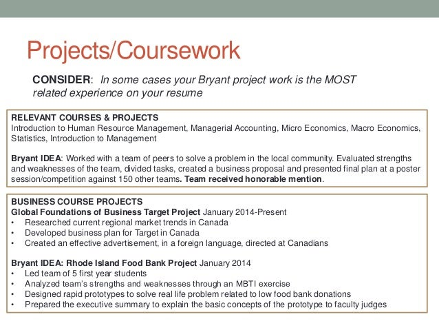 additional coursework on resume 2011 sludgeport482 web - Computer Science Resume Canada
