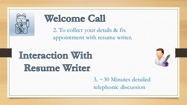 Professional resume writing service by metallica2588 with Professional ...