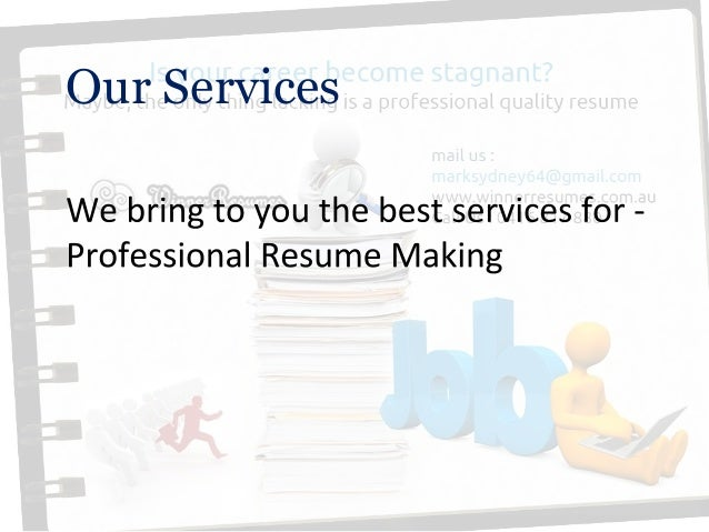 Resume writing services sydney