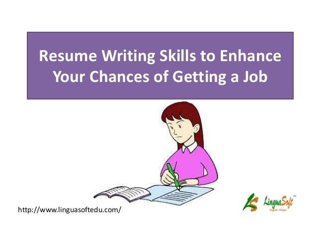 resume writing skills Guide to resume writing 2 creativity, or special knowledge and specific skills (eg, technical writing/research, statistical analysis, public relations.