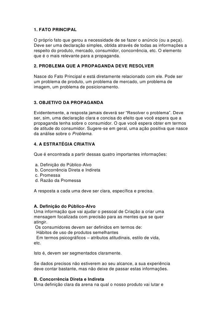 Briefing SEGMENTADO