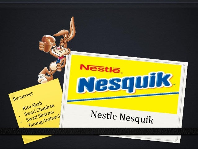 The Story so far •Nesquik was launched as a powdered chocolate flavoured mix in the US in 1948 as Nestle Quik •In the 1950...