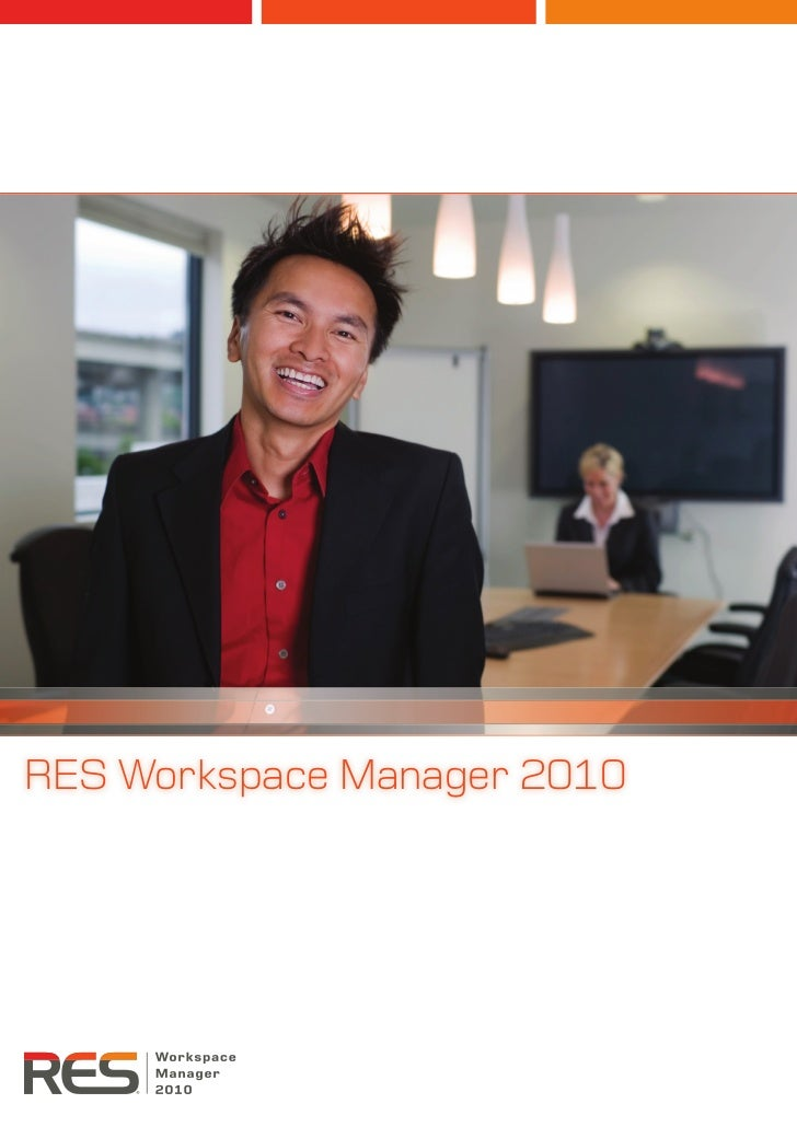 RES Workspace Manager 2010