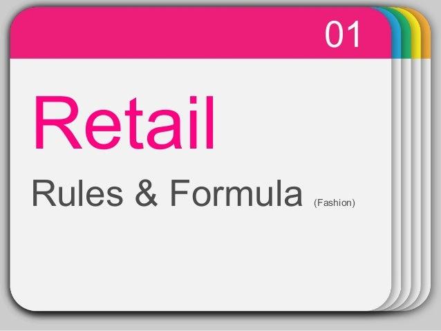 01  WINTER  Retail  Template  Rules & Formula  (Fashion)