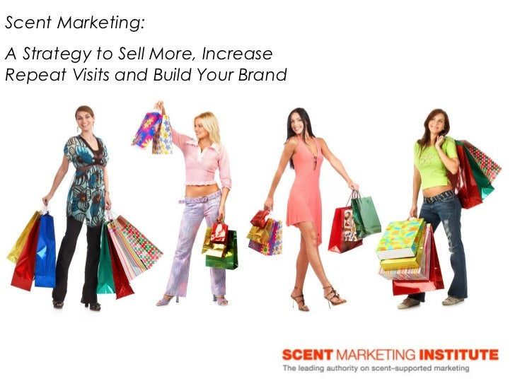 Retail and scent mktg