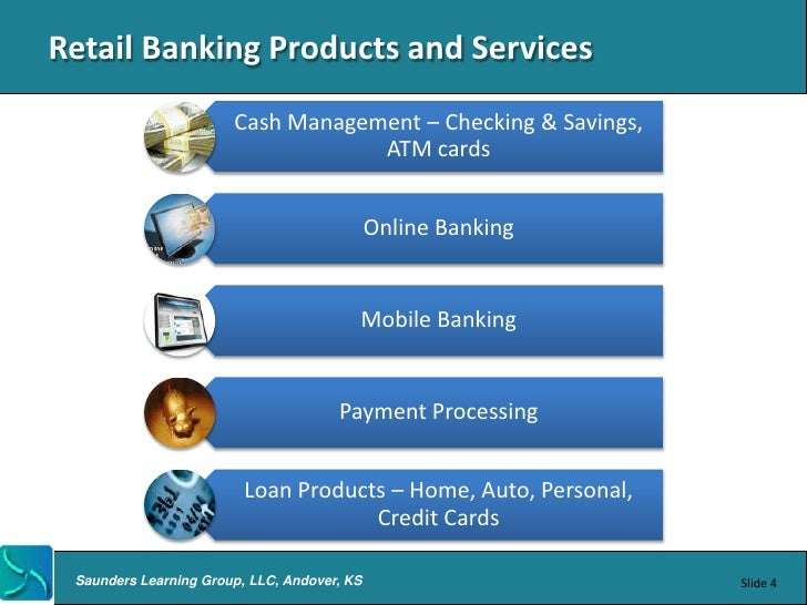 Retail Banking Services images
