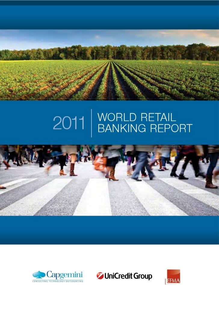 Retail banking report