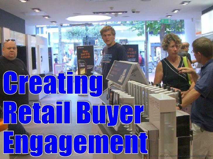 Creating Buyer Engagement