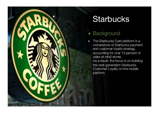 starbucks aims and objectives Seattle (march 23, 2016) – starbucks corporation (nasdaq: sbux) today hosted its 24th annual meeting of shareholders, with more than 2,800 partners, shareholders.