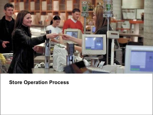 Store Operation Process