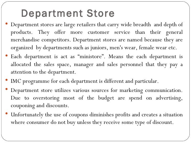 Specialty store manager resume