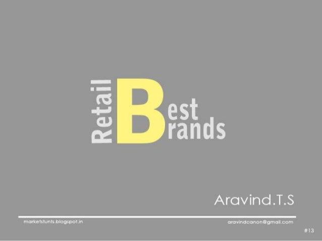 World's Best Brand Retail