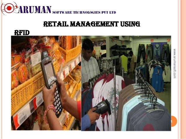 Retail management using rfid