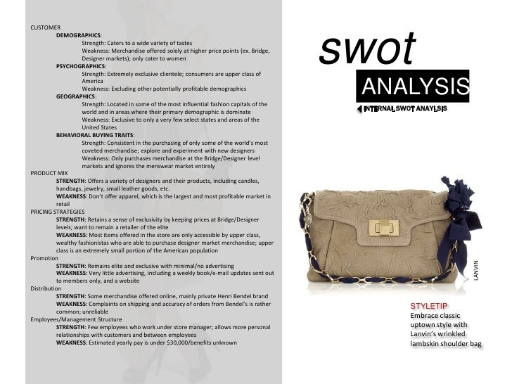 swot analysis of alexander mcqueen It involves in thrilling partnerships with well-known design brands such as alexander mcqueen and mihara yasuhiro to carry new and fast designs to the sports world the puma group owns the brands puma, cobra golf, tretorn, dobotex and brandon puma allocates its products over 120 countries,.