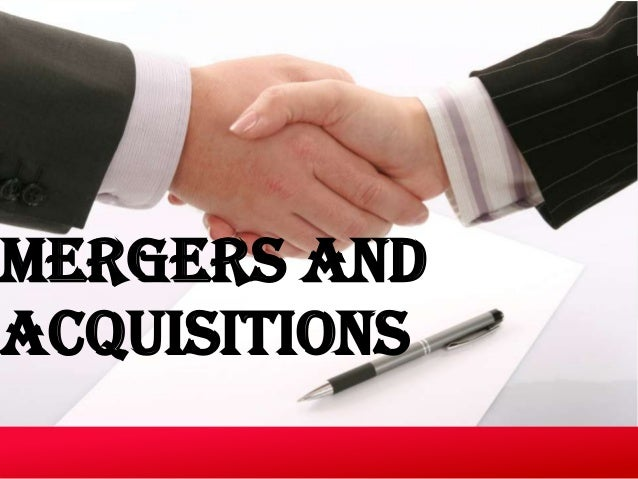 Mergers and Acquisitions in Retail Managment