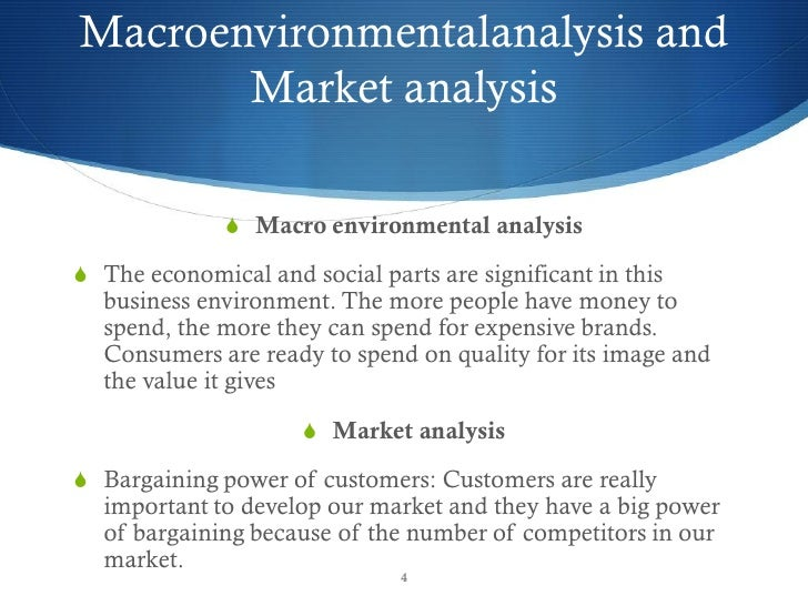 Sample Market Analysis Template  Resume Ideas  NamanasaCom