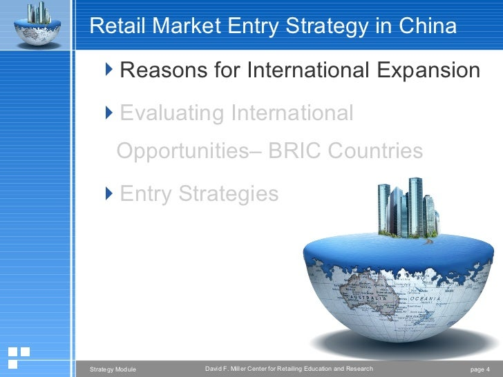 wal marts entry into foreign markets essay The lottery examples of literary terms five challenges facing entry into the asian markets: 14 / 3893: foreign entry strategies for wal marts entry into.